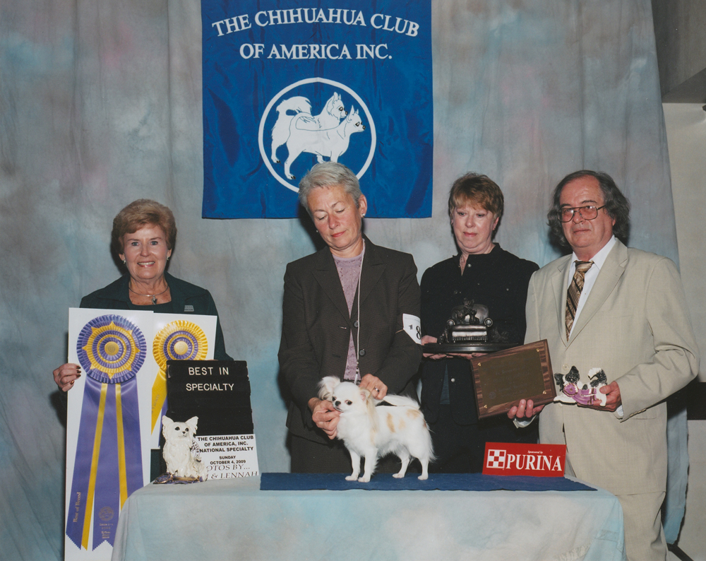 2009 CCA Fall National Specialty